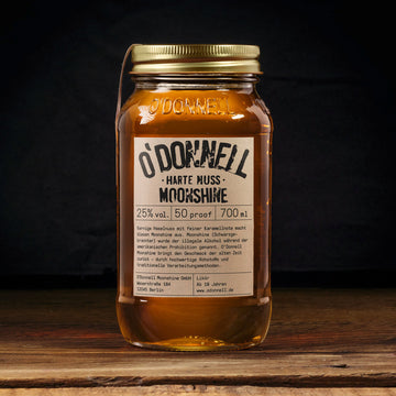 O'Donnell Moonshine - Harte Nuss