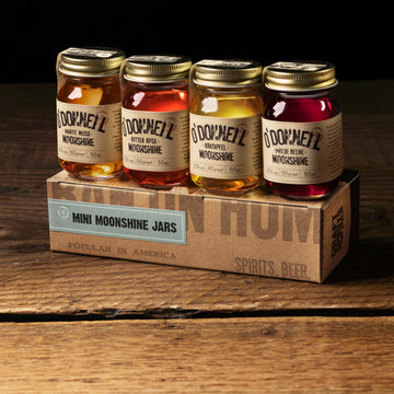O'Donnell Moonshine - Set Mini Moonshine