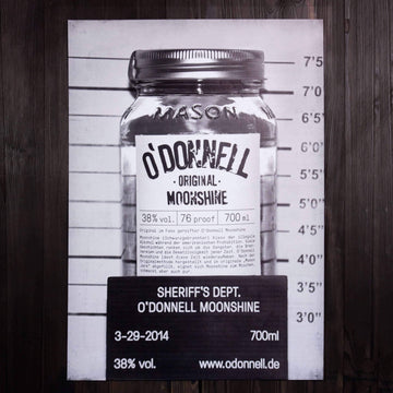 O'Donnell Moonshine - Poster DIN A2 (2 Stück)