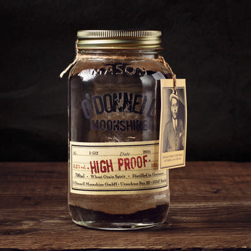 O'Donnell Moonshine - High Proof - Limited Sonderedition (51,2% vol.)
