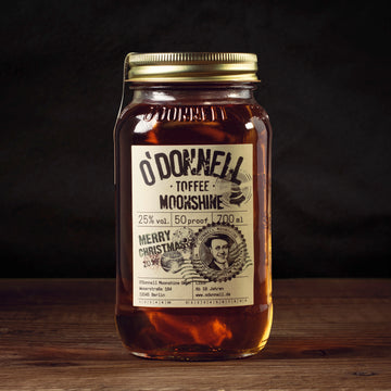 O'Donnell Moonshine - Toffee - Sonderedition Adventskalender 2019