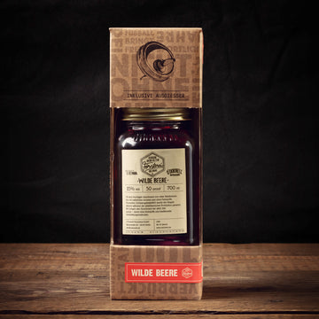 O'Donnell Moonshine - 1. FC Union Berlin Sonderedition (700ml, 25% vol.)