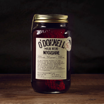 O'Donnell Moonshine - Wilde Beere - Sonderedition