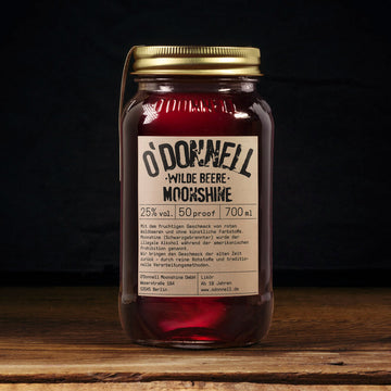 O'Donnell Moonshine - Wilde Beere
