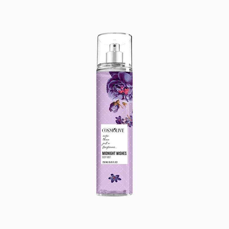 Cosmolive Midnight Wishes Vücut Spreyi 250 ml