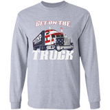 Get On The Truck Long Sleeve Tee