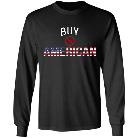 Buy American Long Sleeve Tee Shirt