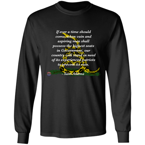 Sam Adam's Galveston Long Sleeve Tee