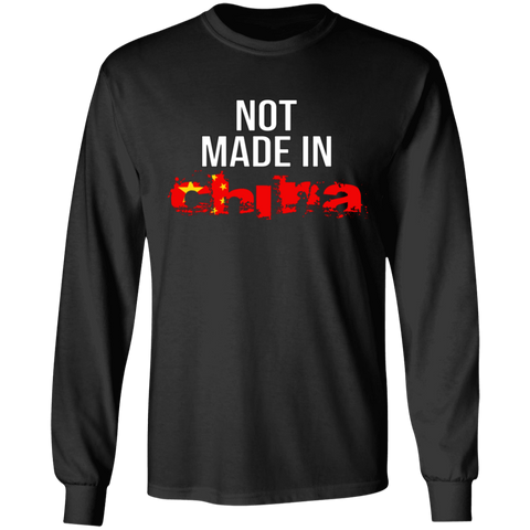 Not Made In China Long Sleeve Shirt