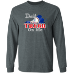 Don't Tread On Me Virginia Long Sleeve Tee