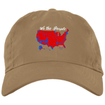 Trump Map 2016 Baseball Hat