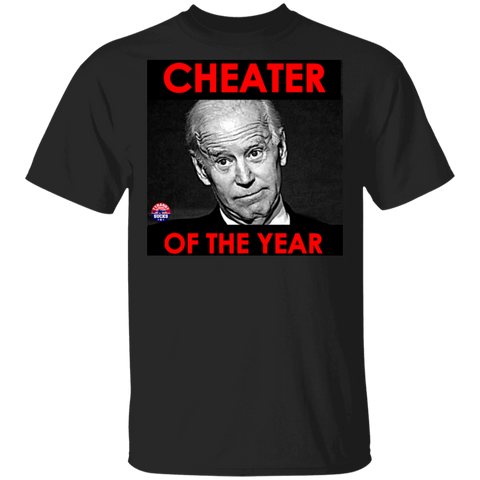Cheater Of The Year Tee