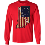 Indiana Freedom Long Sleeve Tee - tyrannysucks