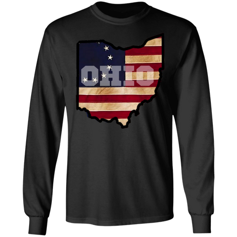 Ohio Long Sleeve Tee