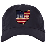 Ohio Baseball Hat - tyrannysucks