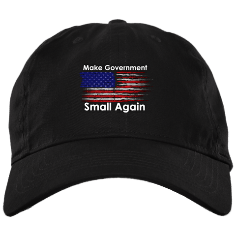 Make Government Small Again Baseball Hat - tyrannysucks