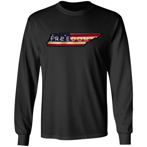 Tennessee Freedom Long Sleeve Tee