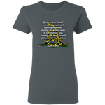 Sam Adam's Galveston Women's Tee