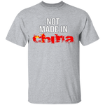 Not Made In China Tee Shirt