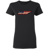 Tennessee Freedom Women's Tee