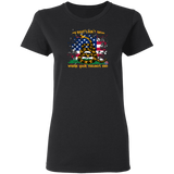 Gadsden Feelings Women's Tee