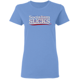 Socialism Sucks Women's Tee