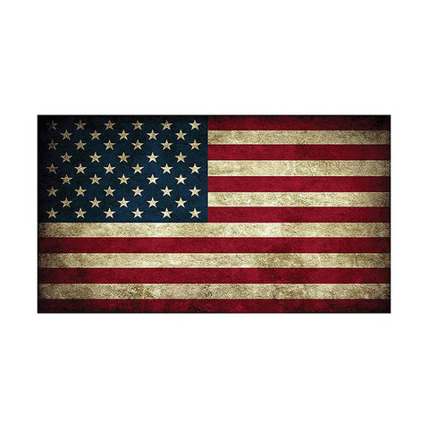 3x5 American Flag Decal