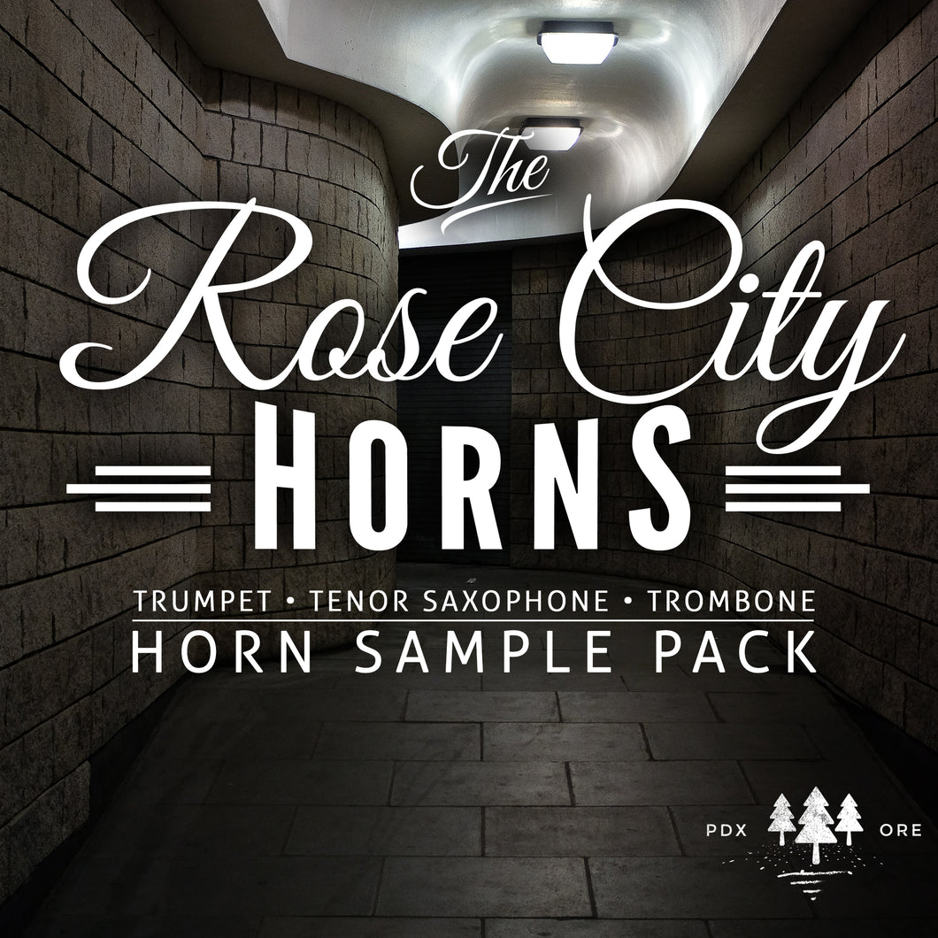 Rose City Horns Sample Pack