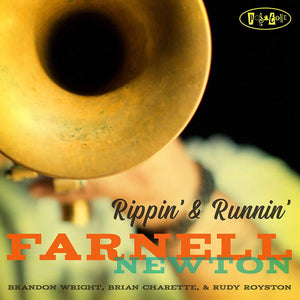 Sheet Music: Farnell Newton - Rippin' & Runnin'