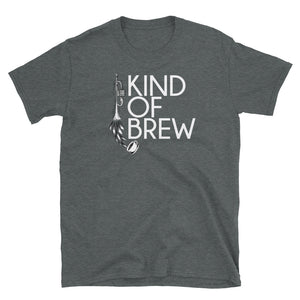 Kind of Brew Coffee - Short-Sleeve Unisex T-Shirt