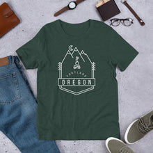 Load image into Gallery viewer, Camping Short-Sleeve Unisex T-Shirt