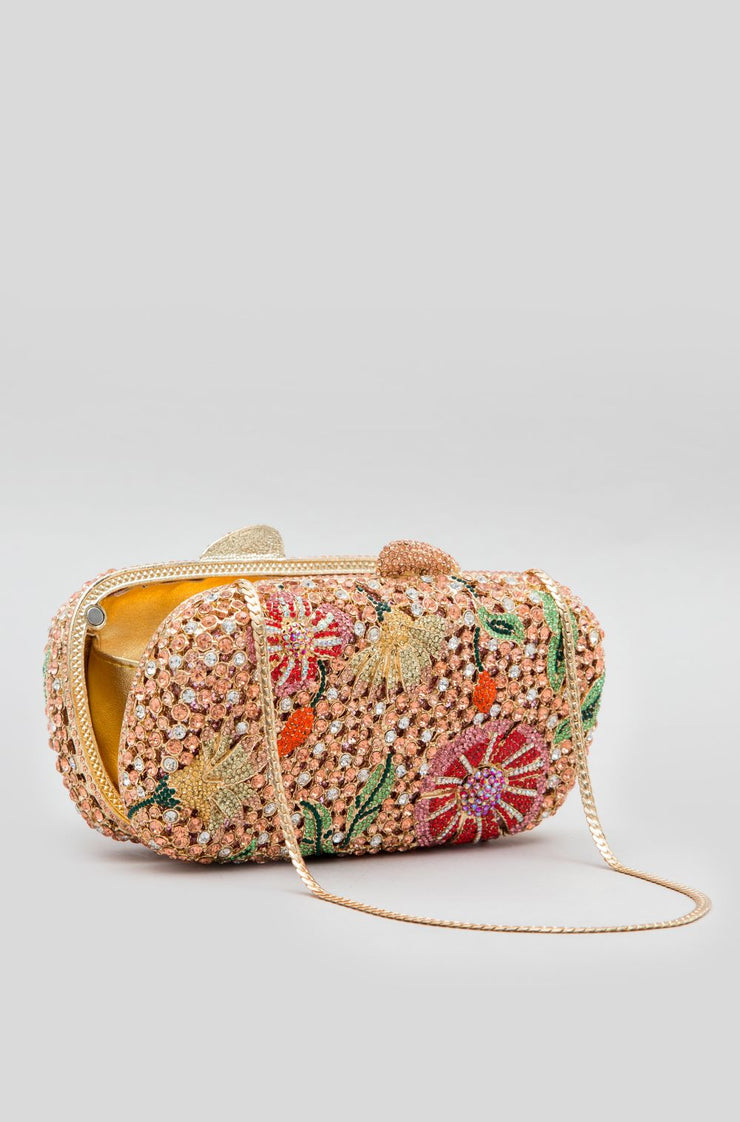 Clutch Floral Otto