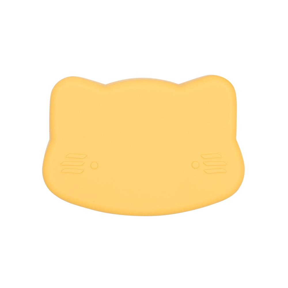 Snackie Cat Yellow