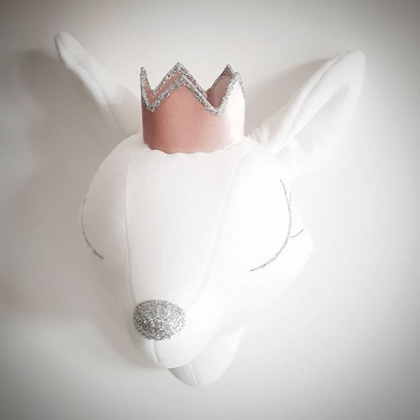 Deer with Crown