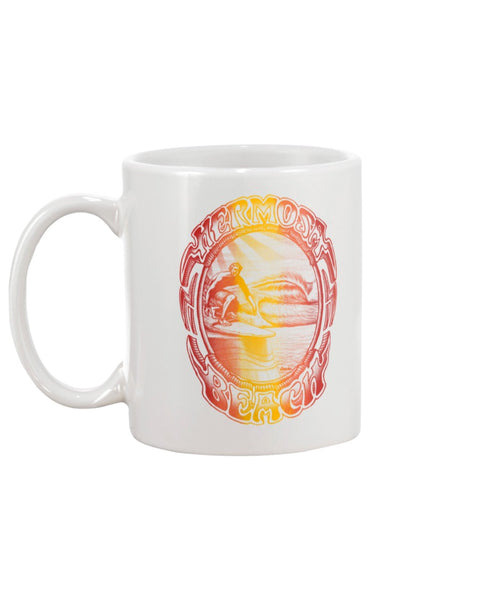 15oz Mug HERMOSA BEACH FADE