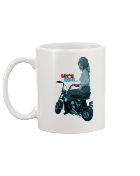 11oz Mug LET'S RIDE