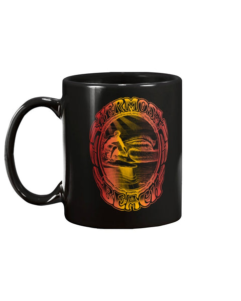 11oz Mug RETRO HERMOSA BEACH FADE