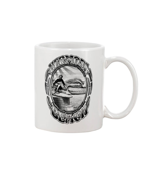 11oz Mug RETRO HERMOSA BEACH