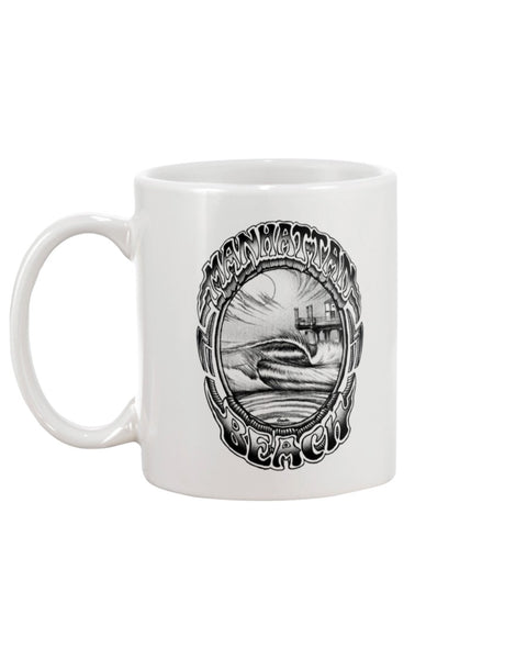 11oz Mug RETRO MANHATTAN BEACH