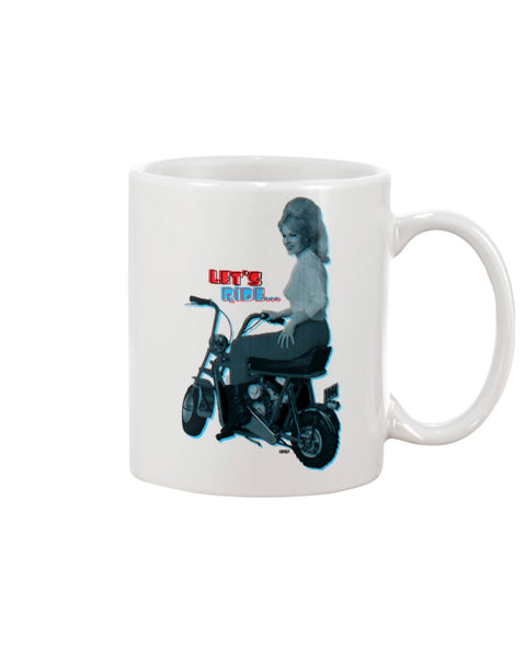 15oz Mug LET'S RIDE