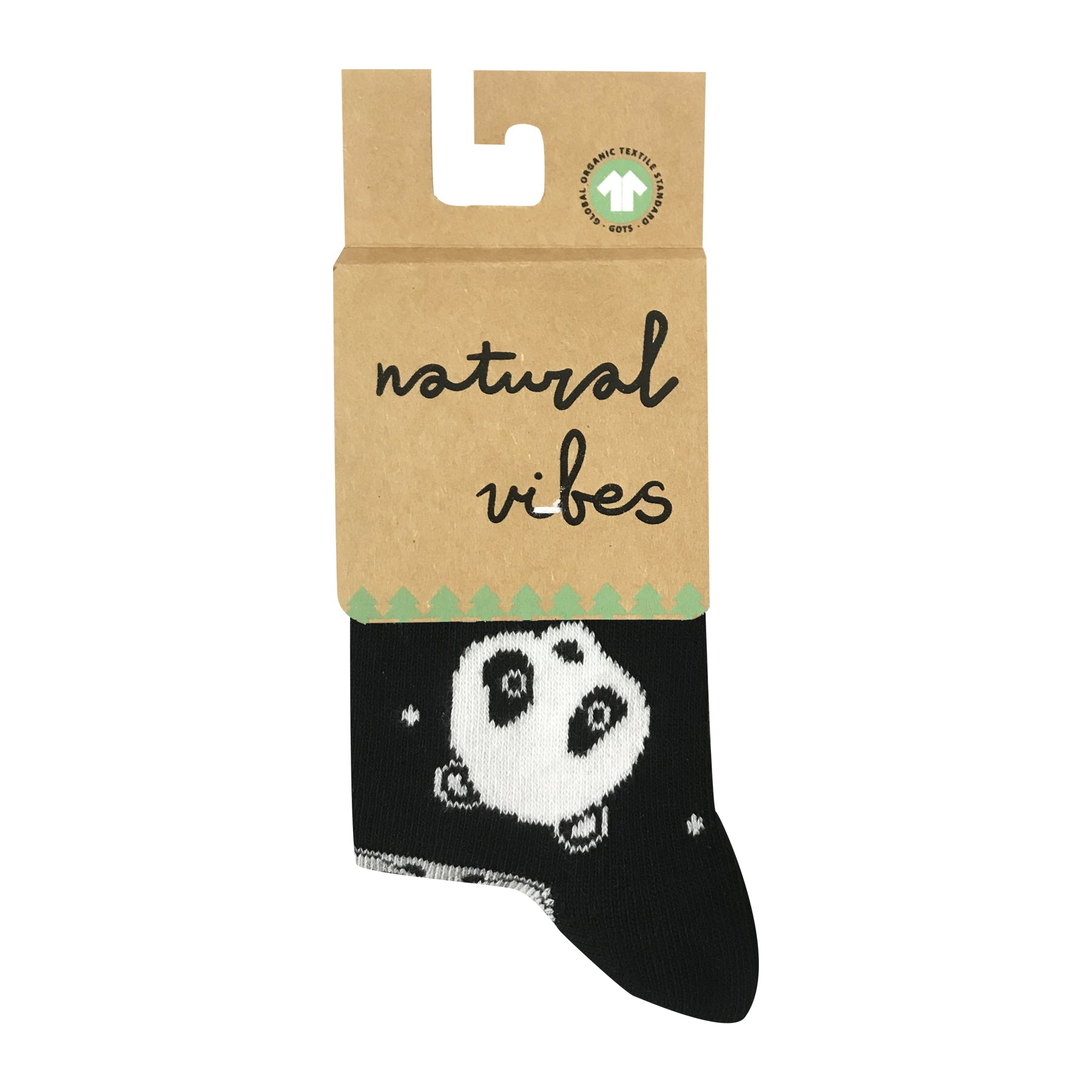 Kids Panda Socks