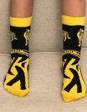Kids Tiger Socks