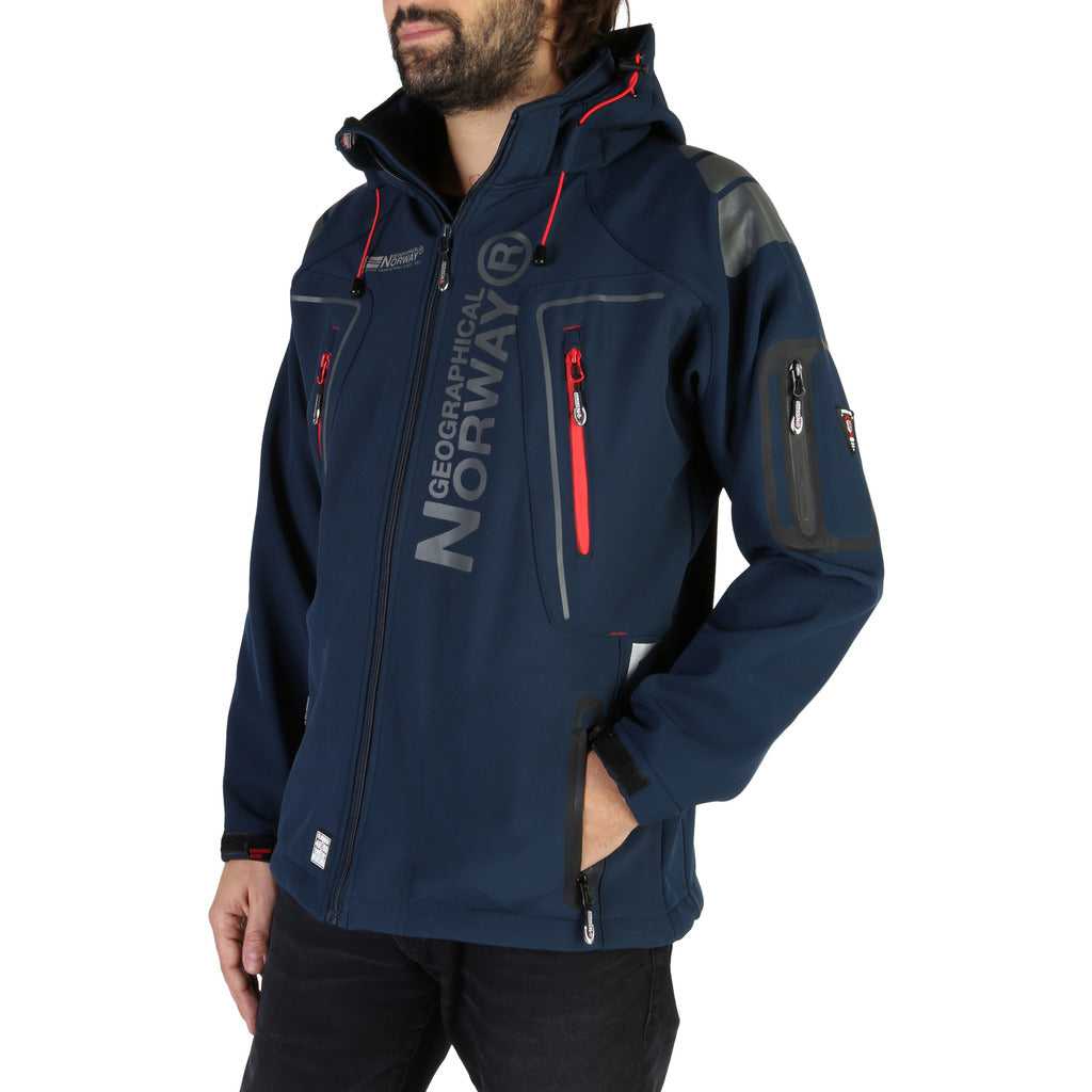 GEOGRAPHICAL NORWAY TECHNO JACKET