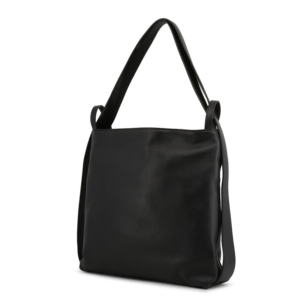 MADE IN ITALIA MADDALENA LEATHER SHOULDER BAG