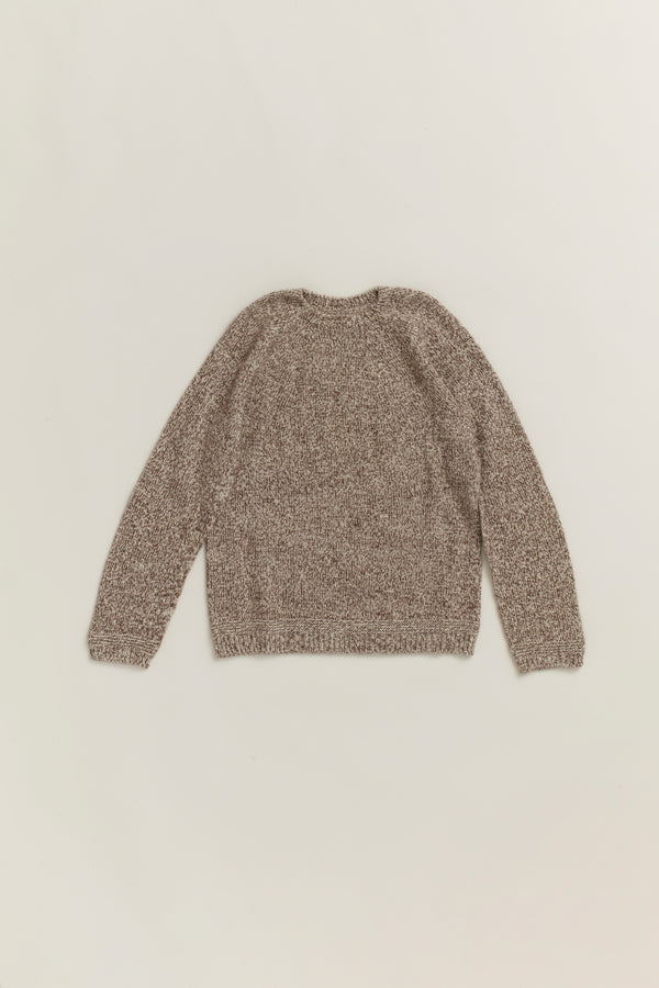 THE EXPLORER JUMPER / SAND