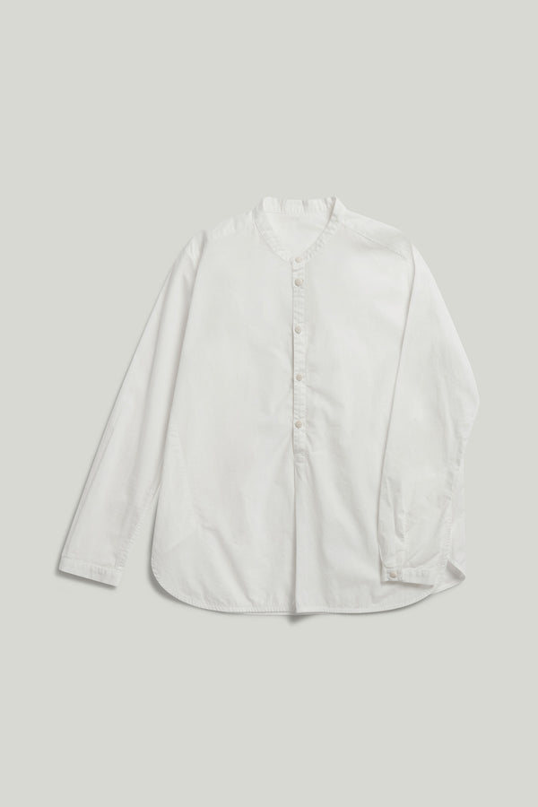 The Botanist Shirt / Chalk