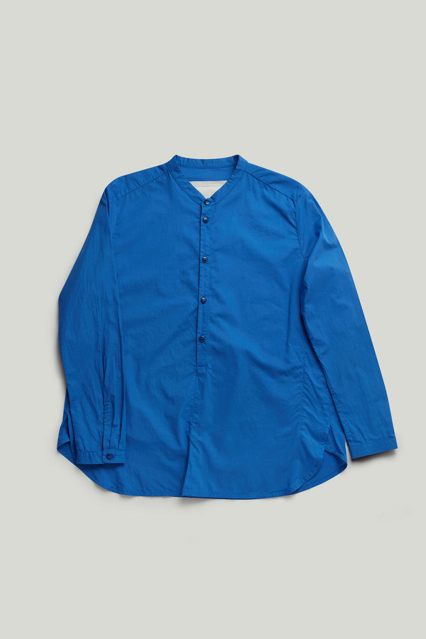 The Botanist Shirt / Lawn Cobalt