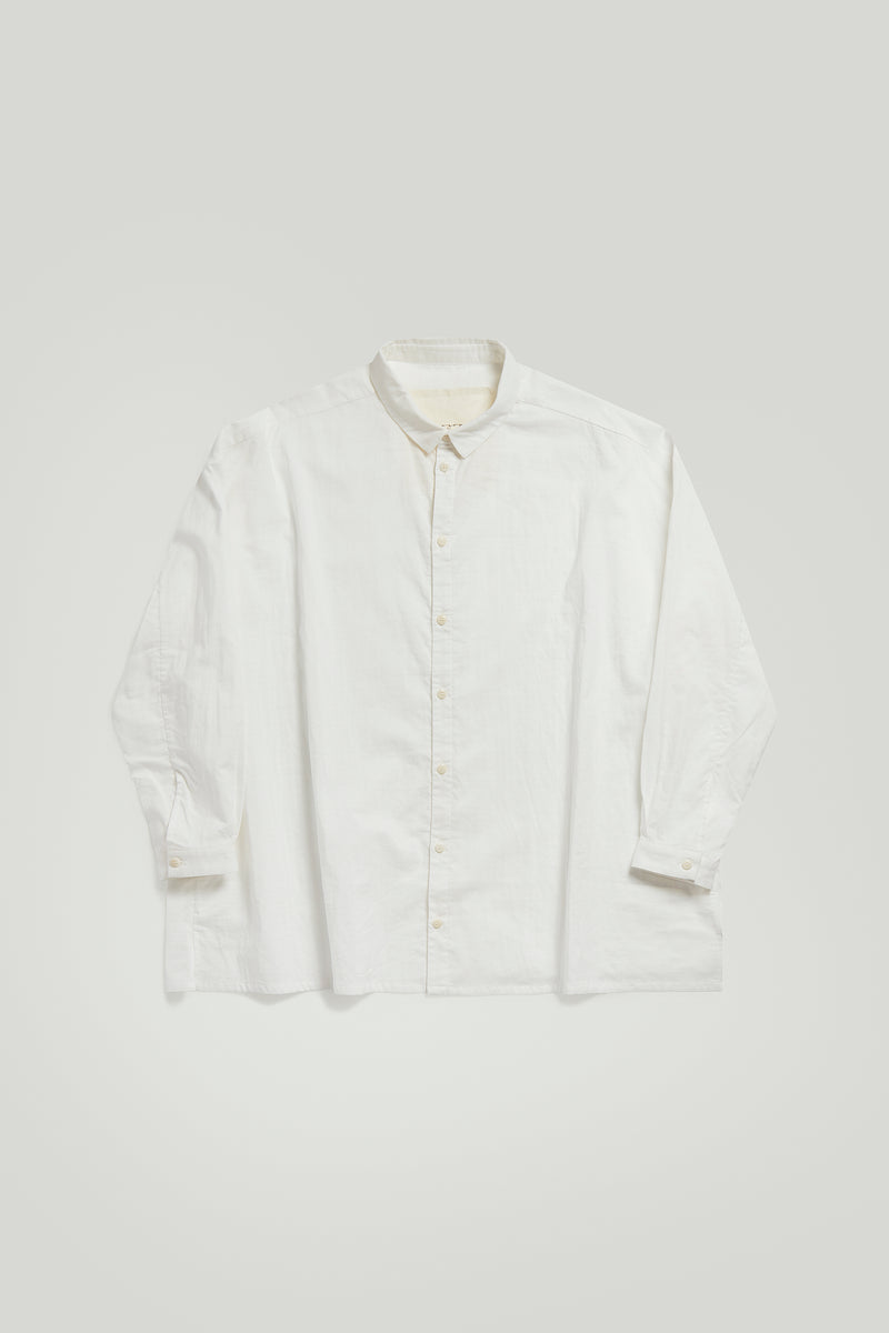 The Draughtsman Shirt / Double Cotton