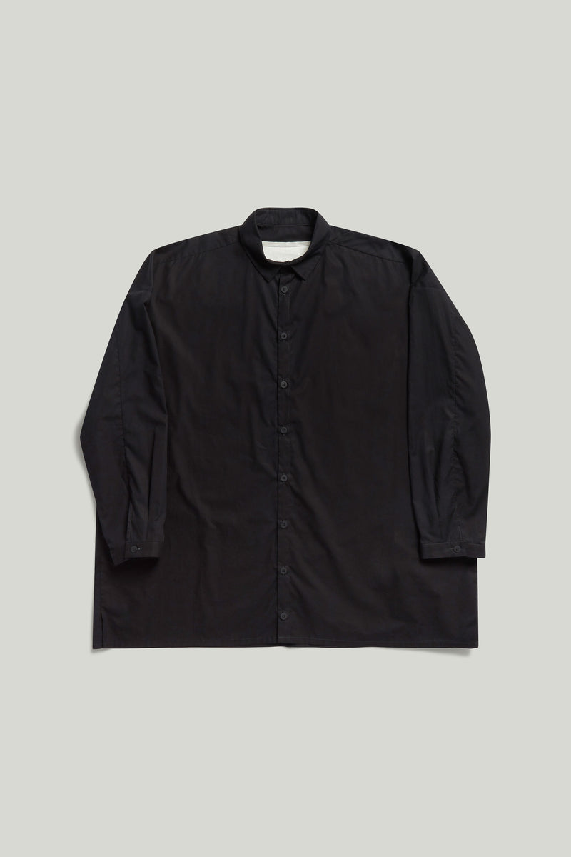 The Draughtsman Shirt / Fine Cotton Flint