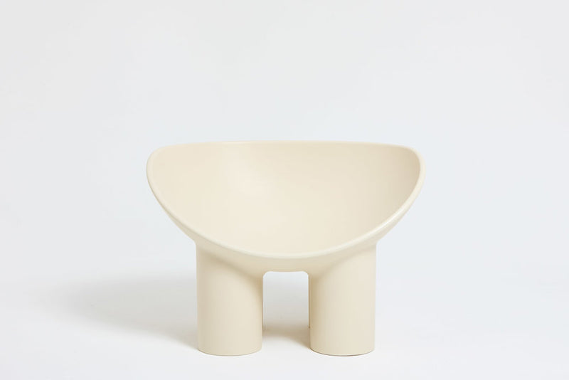 Roly-Poly Chair / Cream